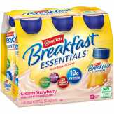Carnation Breakfast Essentials Creamy Strawberry Complete Nutritional Drink