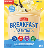 Carnation  Instant Breakfast Essentials Classic French Vanilla Drink