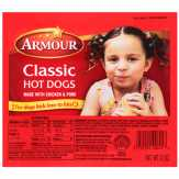 Armour Classic Hot Dogs Hot Dogs