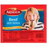 Armour Beef Hot Dogs
