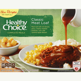 Healthy Choice  Traditional Classics Meat Loaf Cla...