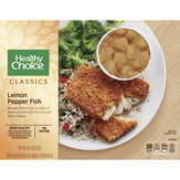 Healthy Choice Lemon Pepper Fish Dinner