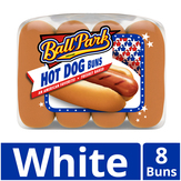 Ball Park Hot Dog Buns, 8 Ct.