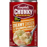 Campbell's Creamy Chicken & Dumpling