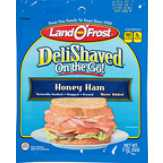 Land O'frost 2 Oz Traditional Wafer Natural Hickory Smoked Honey Ham