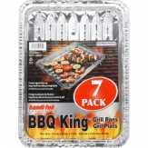 Handi-foil Bbq King Grill Pans
