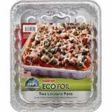 Handi-foil Eco Foil Two Lasagna Pans