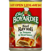 Chef Boyardee In Tomato&meat Sauce Beef