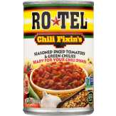 Rotel Chili Fixin's Seasoned Di
