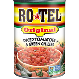 Rotel Original Diced Tomatoes &