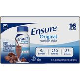 Ensure Shake Chocolate Ensure Shake-chocolate