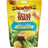 New York Texas Toast Really Ranch Croutons, Pkg.