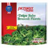 Deluxe Baby Broccoli Florets