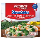 Pictsweet Broccoli Florets, Cauliflower & Carrots Vegetable Mix