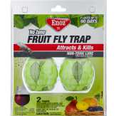 Enoz Twin Pack Fruit Fly Trap