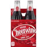 Cheerwine  Unique Sparkling Soft Drink, 4 Pack