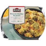 Sensational Sides Broccoli Cheddar Au Gratin Potatoes
