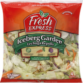 Fresh Express Iceberg Garden Bagged Salad