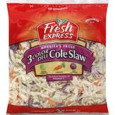 Fresh Express 3-color Deli Cole Slaw