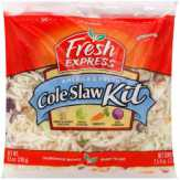 Fresh Express Cole Slaw Kit