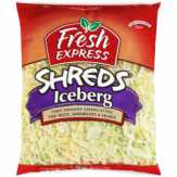 Fresh Express Iceberg Lettuce Shreds