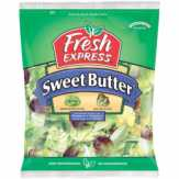 Fresh Express Sweet Butter Bagged Salad