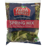 Fresh Express Spring Mix Bagged Salad