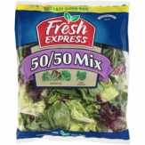 Fresh Express 50/50 Mix Bagged Salad