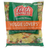 Fresh Express Veggie Lover's Bagged Salad