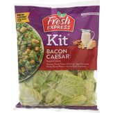 Fresh Express Bacon Caesar Salad Kit