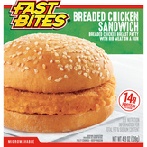 Fast Bites Chicken Sandwich