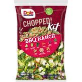 Dole Bbq Ranch Chopped Kit