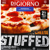 Digiorno Cheese Stuffed Crust, Pepperoni Pizza
