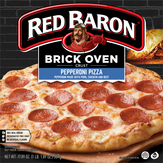 Red Baron Pepperoni Brick Oven Crust Pizza