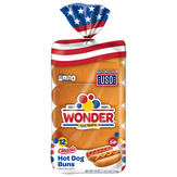 Wonder Hot Dog Buns