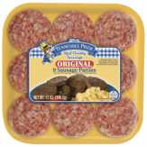 Tennessee Pride Original 9 Ct Sausage Patties