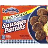 Tennessee Pride Fully Cooked Original Patties 8 Oz...
