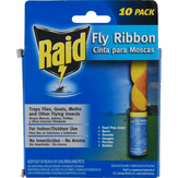 Raid  Fly Ribbon - 10 Ct