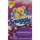 Snuggle Fabric Conditioner, Lavender & Vanilla Orchid, Sheets