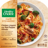 Healthy Choice Hc Cafe Steamers Chicken Linguini A...