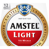 Amstel Light Lager Beer