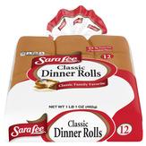Sara Lee Classic Dinner Rolls