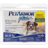 Pet Armor  Plus For Dogs 23-44 Lbs.