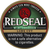 Red Seal Long Cut, Wintergreen Smokeless Tob..., Can