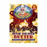Cousin Willie Microwave Movie Theater Butter Popcorn
