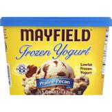 Mayfield Praline Pecan Frozen Yogurt