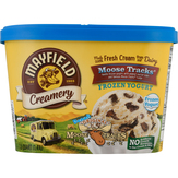 Mayfield Moose Tracks Frozen Yogurt