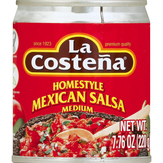 La Costena  Homestyle Mexican Sauce-medium