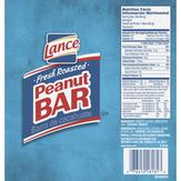 Lance Peanut Bar, Fresh Roasted, Original