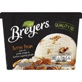 Breyers Frozen Dairy Dessert Butter Pecan